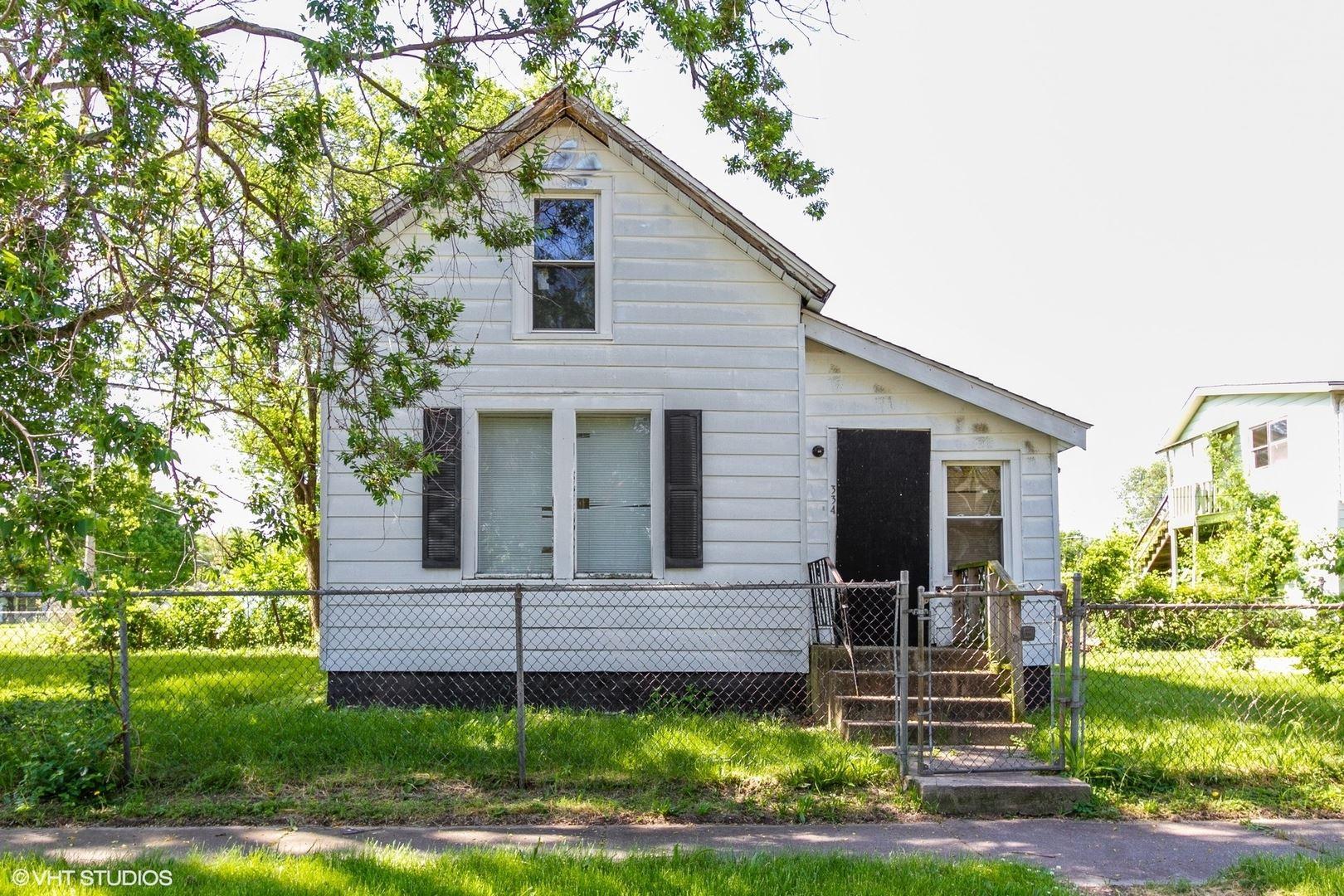 334 E Birch Avenue, Kankakee, IL 60901 - #: 10748509
