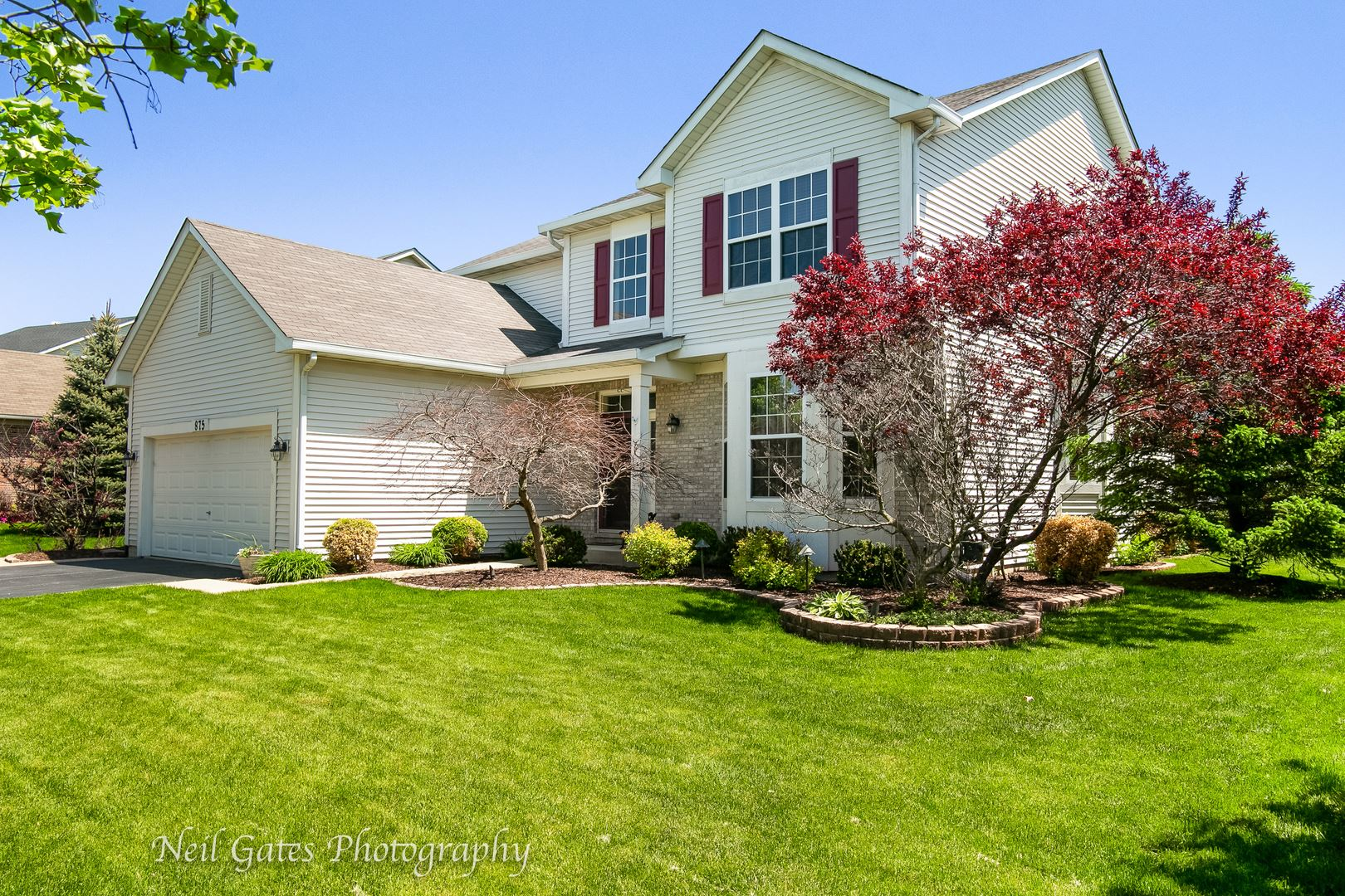 875 Spring Creek Circle, Naperville, IL 60565 - #: 10799509