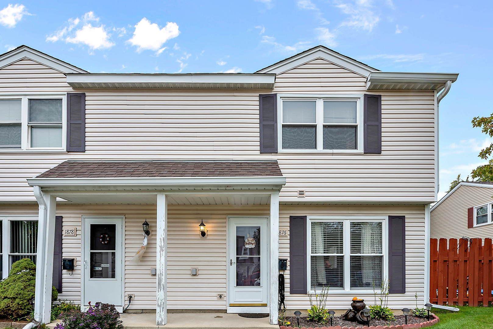 1876 Jamestown Circle #351, Hoffman Estates, IL 60169 - #: 11253509