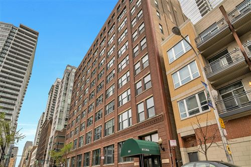 Photo of 801 S Wells Street #107, Chicago, IL 60607 (MLS # 11051510)
