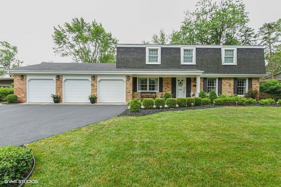 2334 Golfview Lane, Flossmoor, IL 60422 - #: 10665511