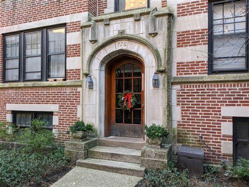 Photo of 728 Hinman Avenue #3E, Evanston, IL 60202 (MLS # 10946512)