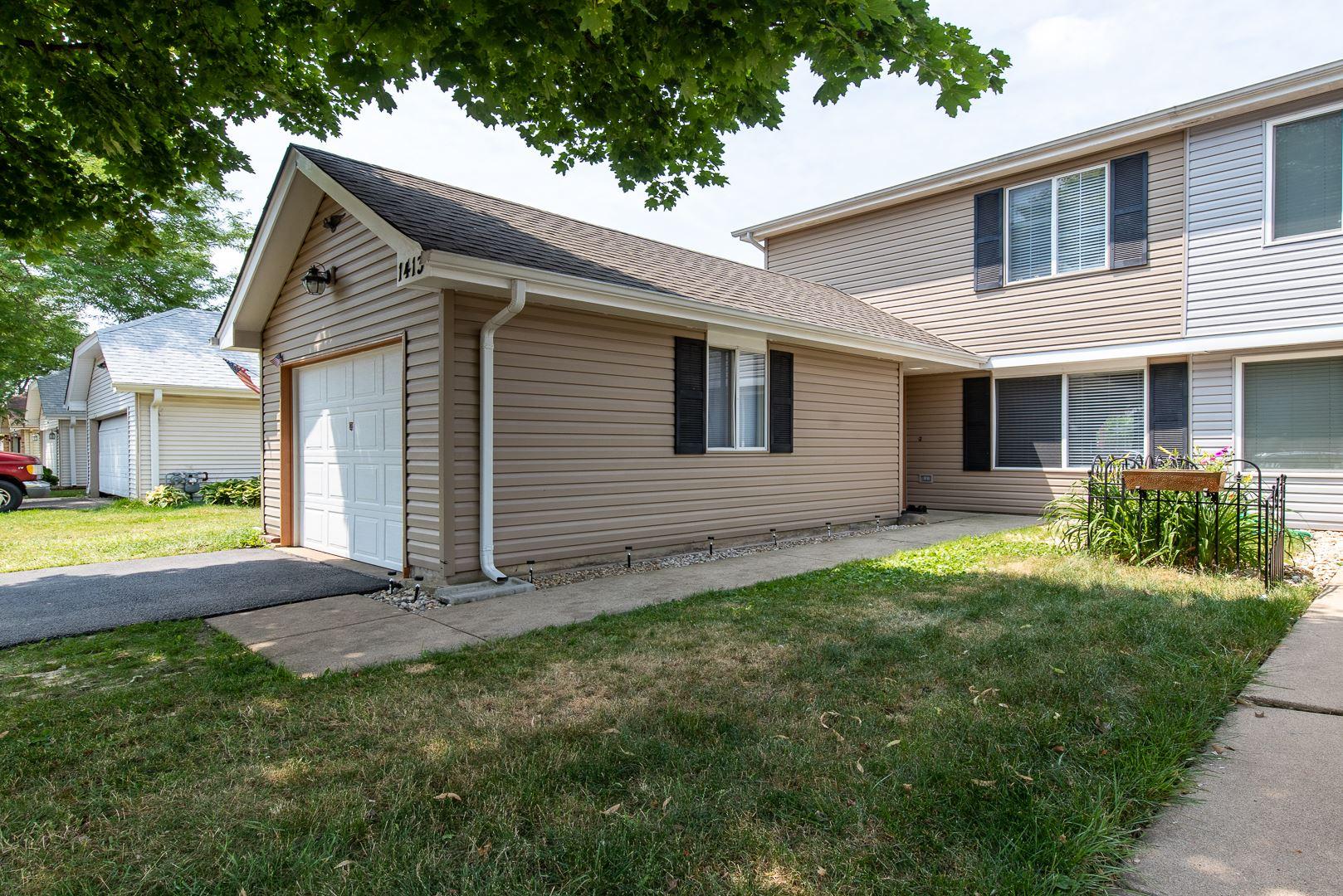 1413 Andover Drive, Aurora, IL 60504 - #: 10778512