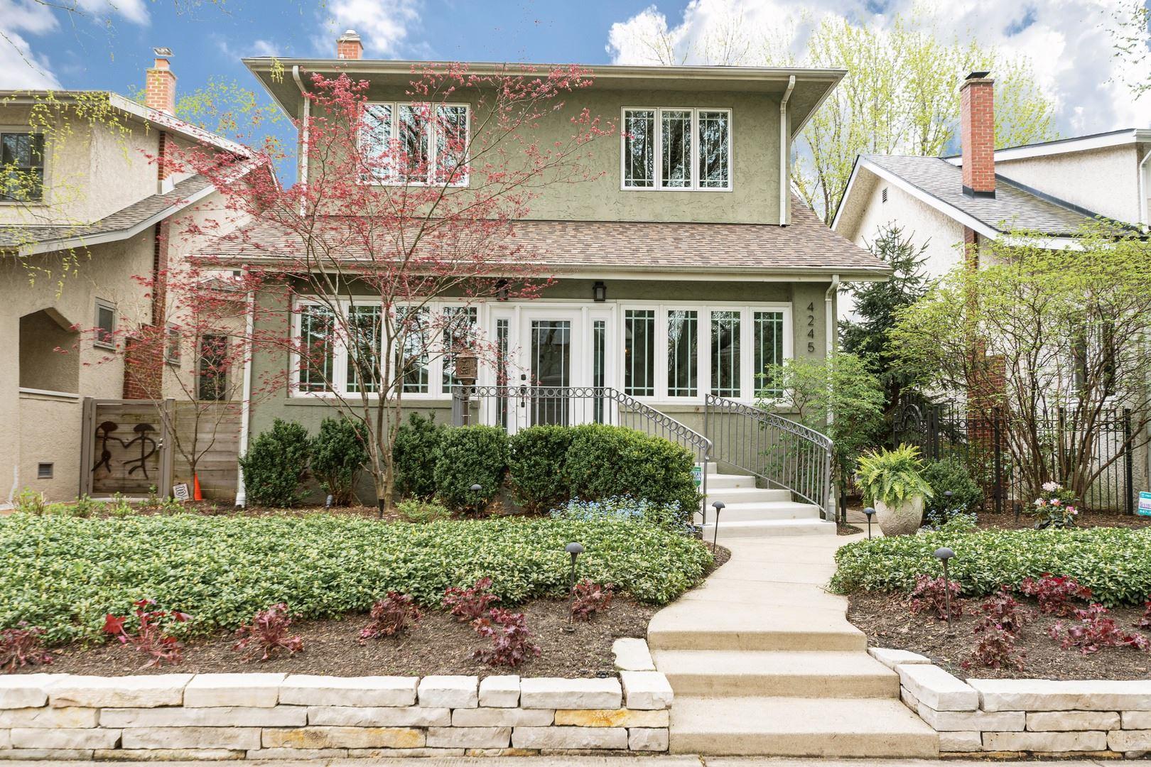 4245 N Greenview Avenue, Chicago, IL 60613 - #: 10802512