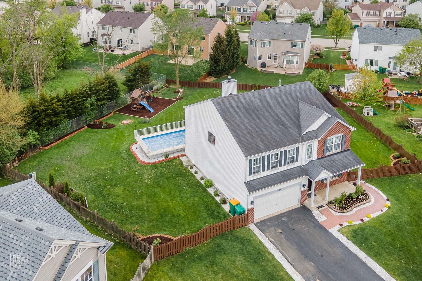 Photo of 1003 Misty Brook Lane, Joliet, IL 60432 (MLS # 11079512)