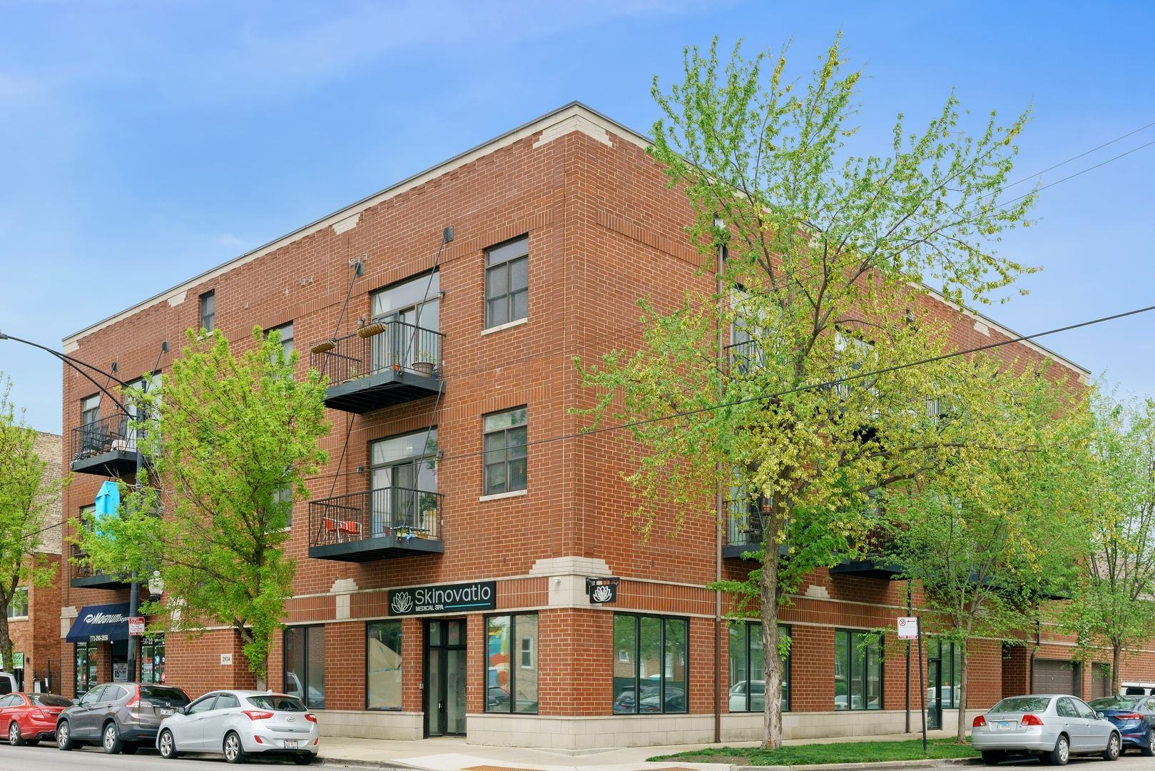 2934 W MONTROSE Avenue #302, Chicago, IL 60618 - #: 11243512