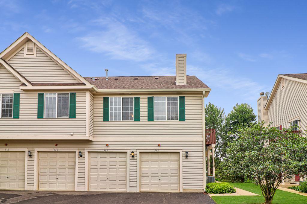 560 Fox Ridge Drive #560, Fox Lake, IL 60020 - #: 11156513