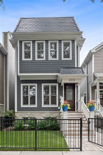 Photo of 4333 N Claremont Avenue, Chicago, IL 60618 (MLS # 10779514)