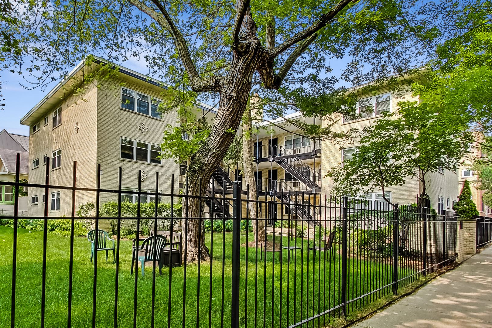 4258 N Greenview Avenue #1D, Chicago, IL 60613 - #: 11244514