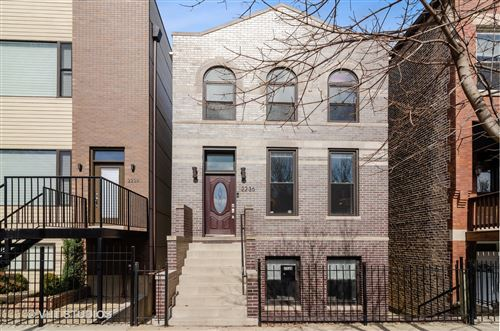 Photo of 2236 W Palmer Street, Chicago, IL 60647 (MLS # 10987516)