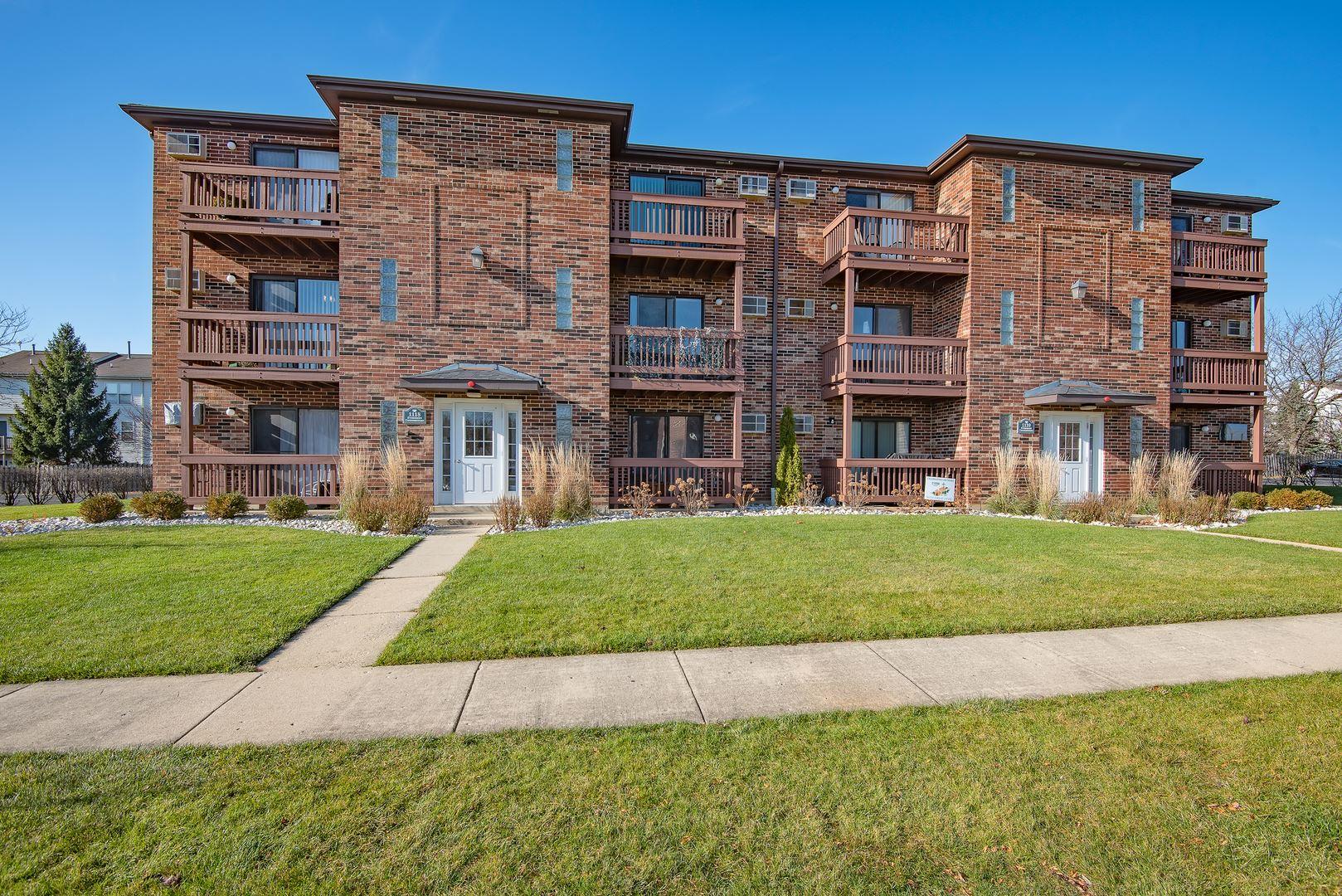 1118 Cedar Street #3B, Glendale Heights, IL 60139 - #: 10947516