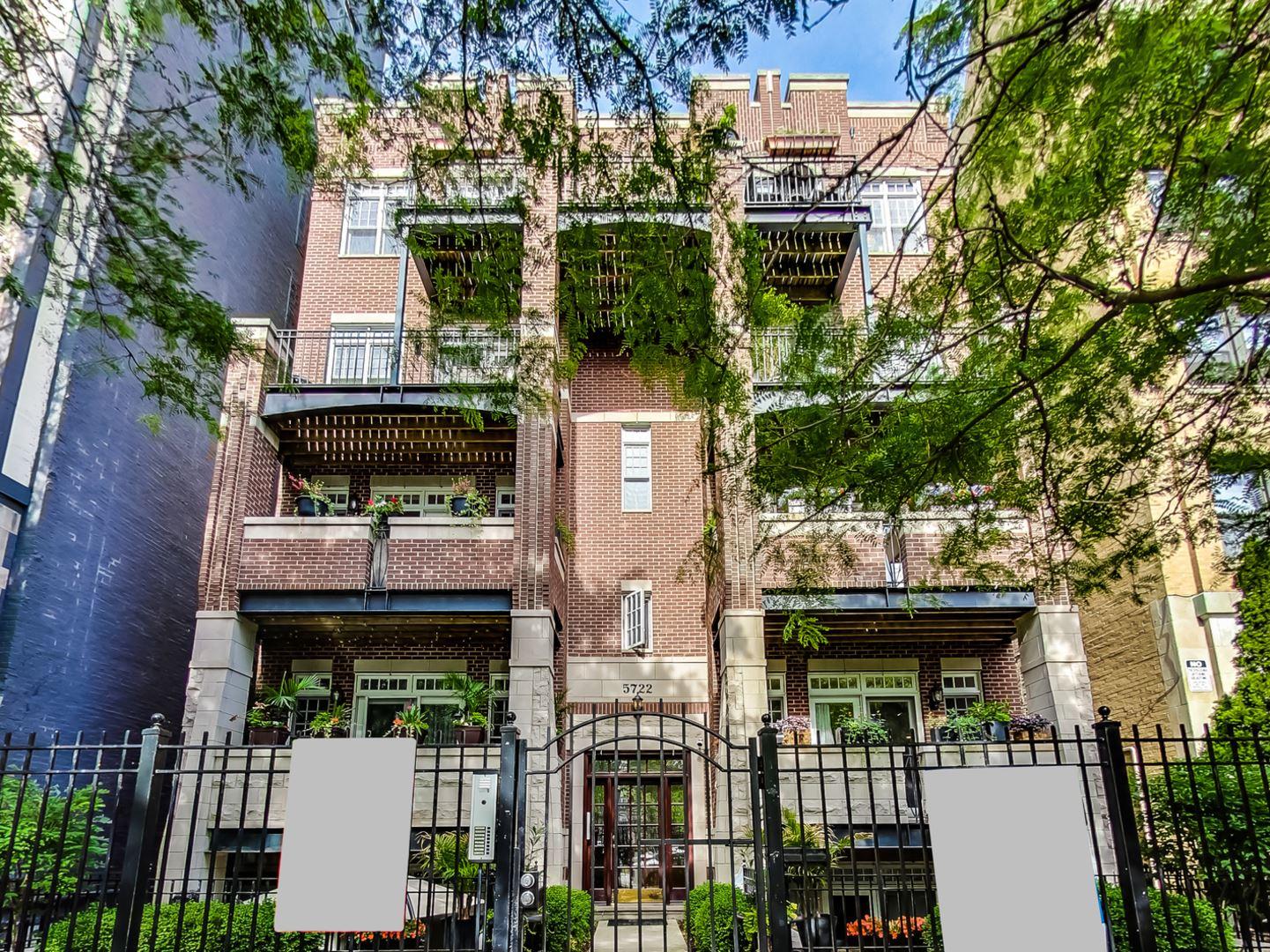 5722 N WINTHROP Avenue #4S, Chicago, IL 60660 - #: 11160516