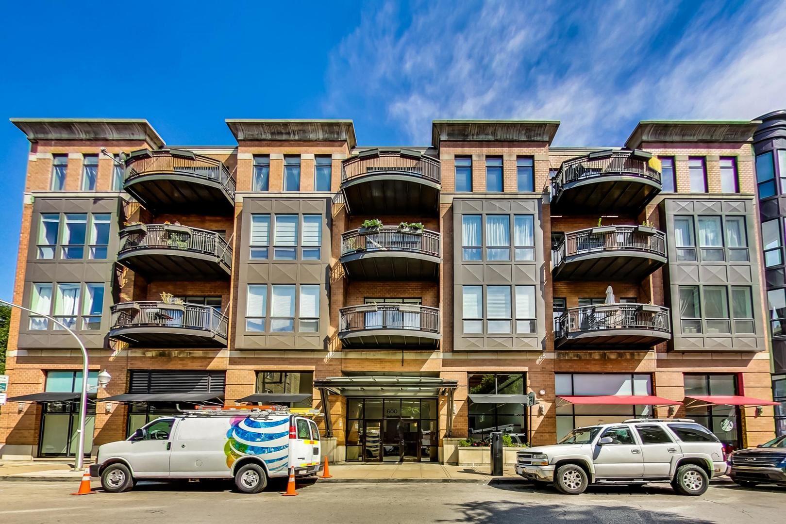600 W Drummond Place #408, Chicago, IL 60614 - #: 10799517
