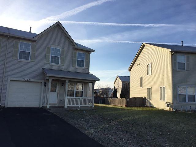 Photo of 1705 RAMSEY Drive #1, Romeoville, IL 60446 (MLS # 10911517)