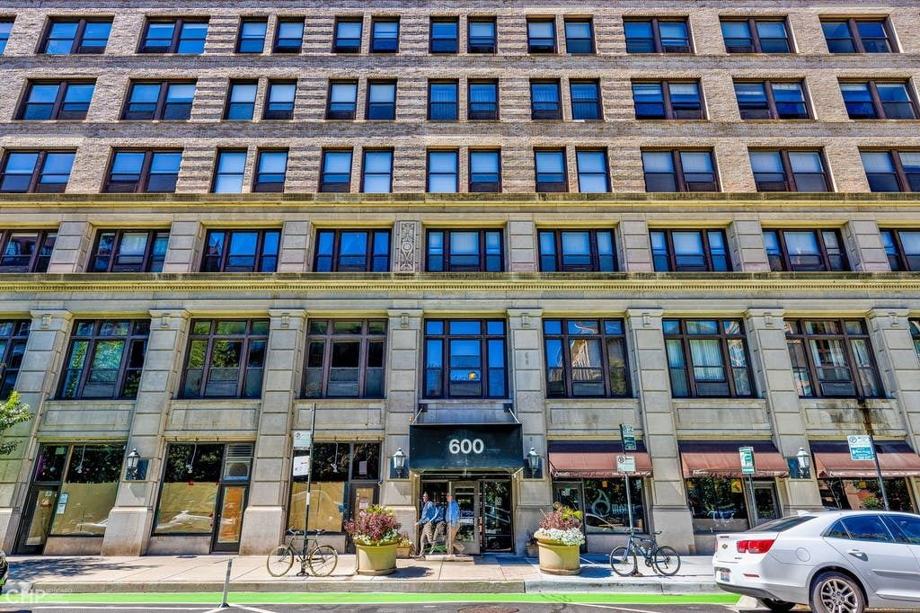 600 S DEARBORN Street #908, Chicago, IL 60605 - #: 11219517
