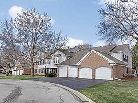 708 Burr Oak Lane #B, Prospect Heights, IL 60070 - #: 10672518