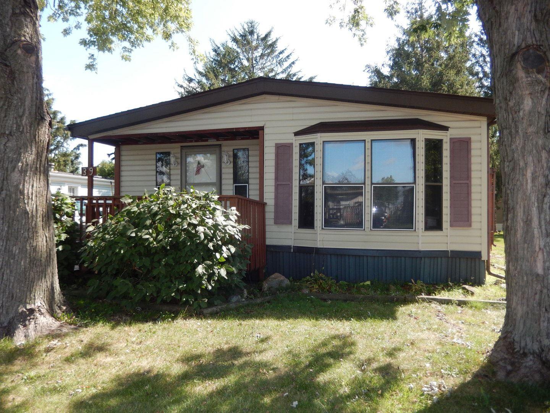 39 Berry Lane, Bourbonnais, IL 60914 - MLS#: 11206518