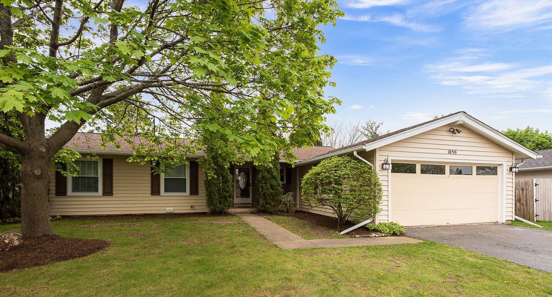 1059 Conrad Court, Elk Grove Village, IL 60007 - #: 11226518