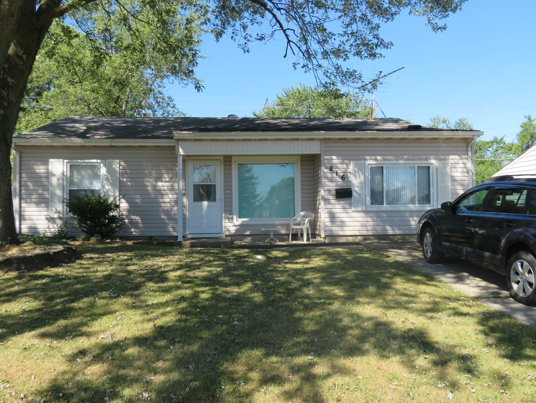 Photo of 216 Hickory Avenue, Romeoville, IL 60446 (MLS # 10849519)