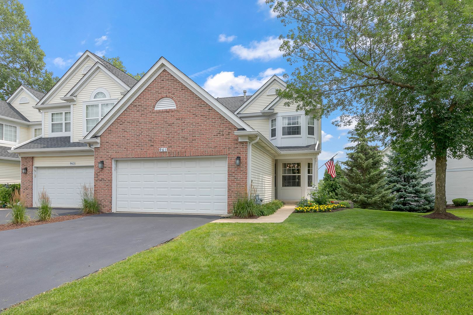 961 Ainsley Drive, West Chicago, IL 60185 - #: 11143519