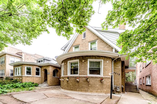 6213 N Fairfield Avenue, Chicago, IL 60659 - #: 10734520