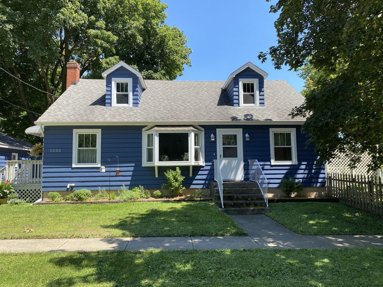1033 S Jefferson Street, Woodstock, IL 60098 - #: 10799520