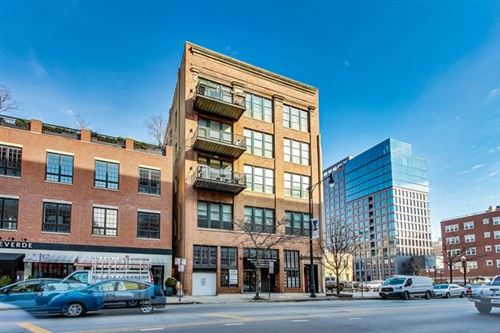 Photo of 1016 West Madison Street #4N, Chicago, IL 60607 (MLS # 10636521)