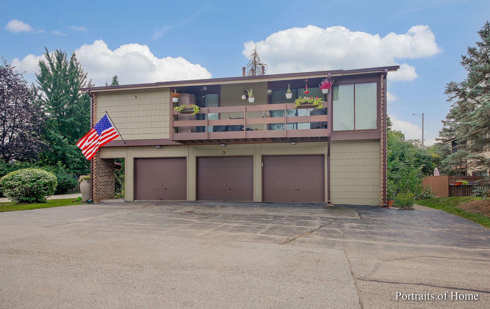 3 W Boulder Court #3B, Palos Hills, IL 60465 - #: 11172521