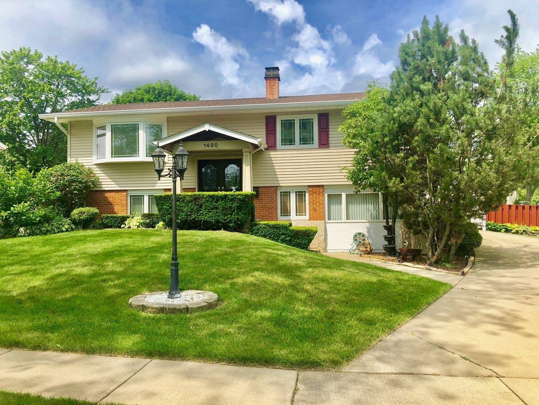 1480 Jefferson Road, Hoffman Estates, IL 60169 - #: 10754522