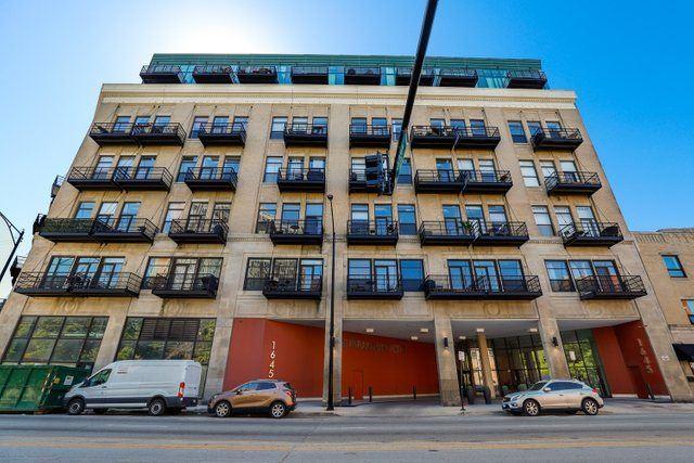 1645 W Ogden Avenue #605, Chicago, IL 60612 - #: 10773522