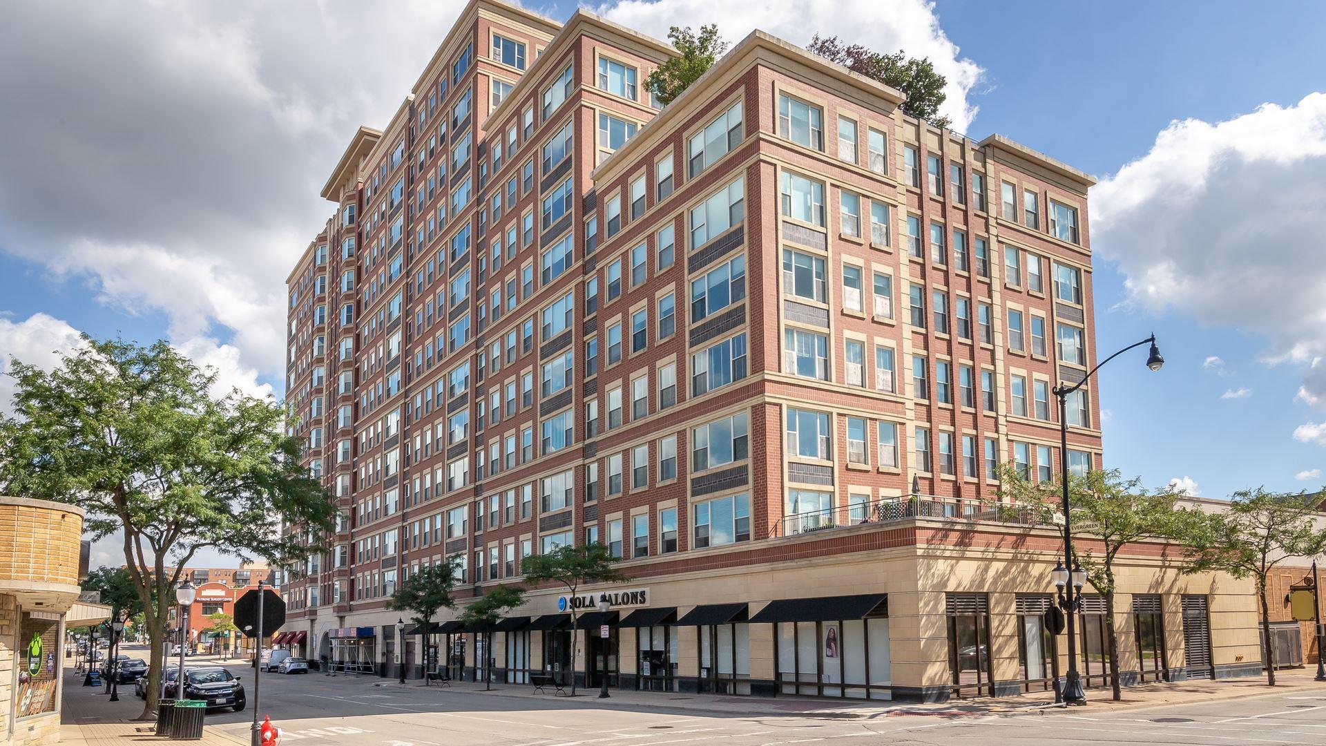 77 S Evergreen Avenue #807, Arlington Heights, IL 60005 - #: 11193522