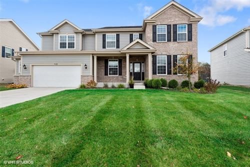 Photo of 122 Flint Creek Court, Hawthorn Woods, IL 60047 (MLS # 10921523)