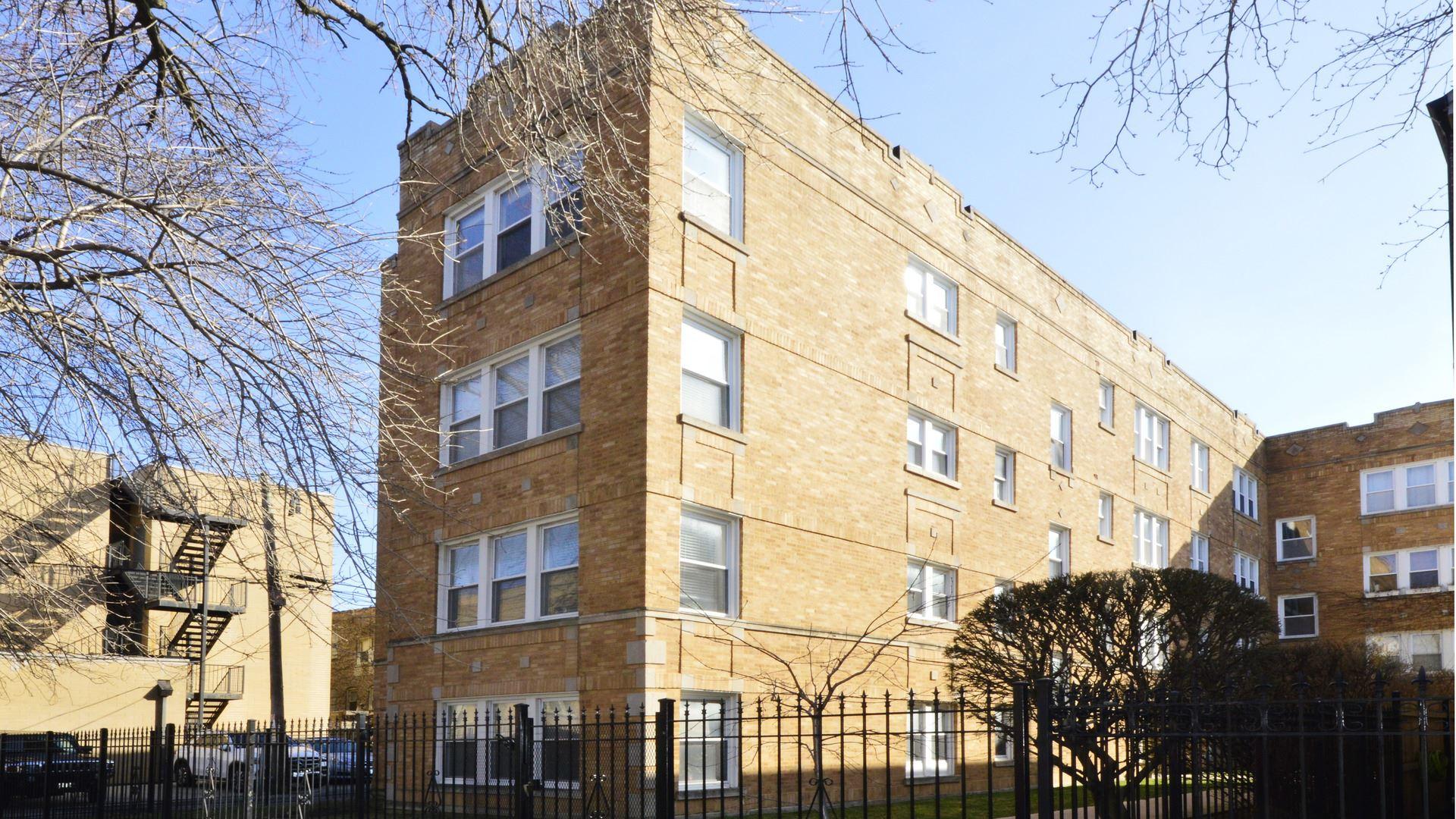 2529 N Talman Avenue #3N, Chicago, IL 60647 - #: 10756523