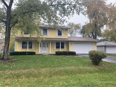406 W Woodworth Place, Roselle, IL 60172 - #: 10915523