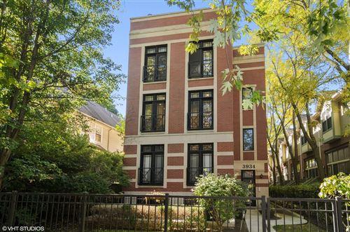 Photo of 3934 N Janssen Avenue #3, Chicago, IL 60613 (MLS # 11003524)