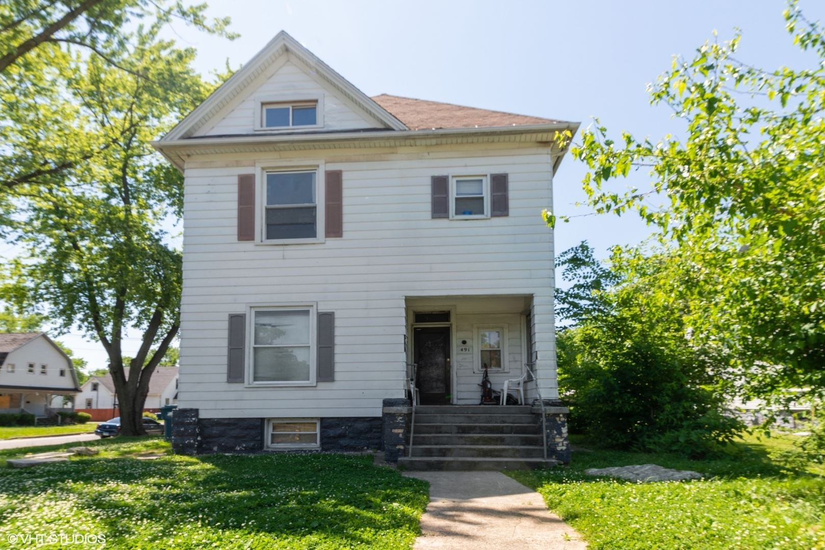491 S Chicago Avenue, Kankakee, IL 60901 - #: 10748524