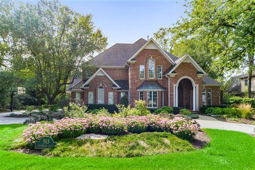Photo of 513 Ridgemoor Drive, Willowbrook, IL 60527 (MLS # 10878525)
