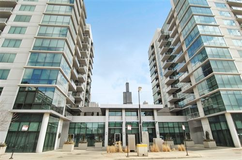 Photo of 125 S GREEN Street #1001A, Chicago, IL 60607 (MLS # 11164525)