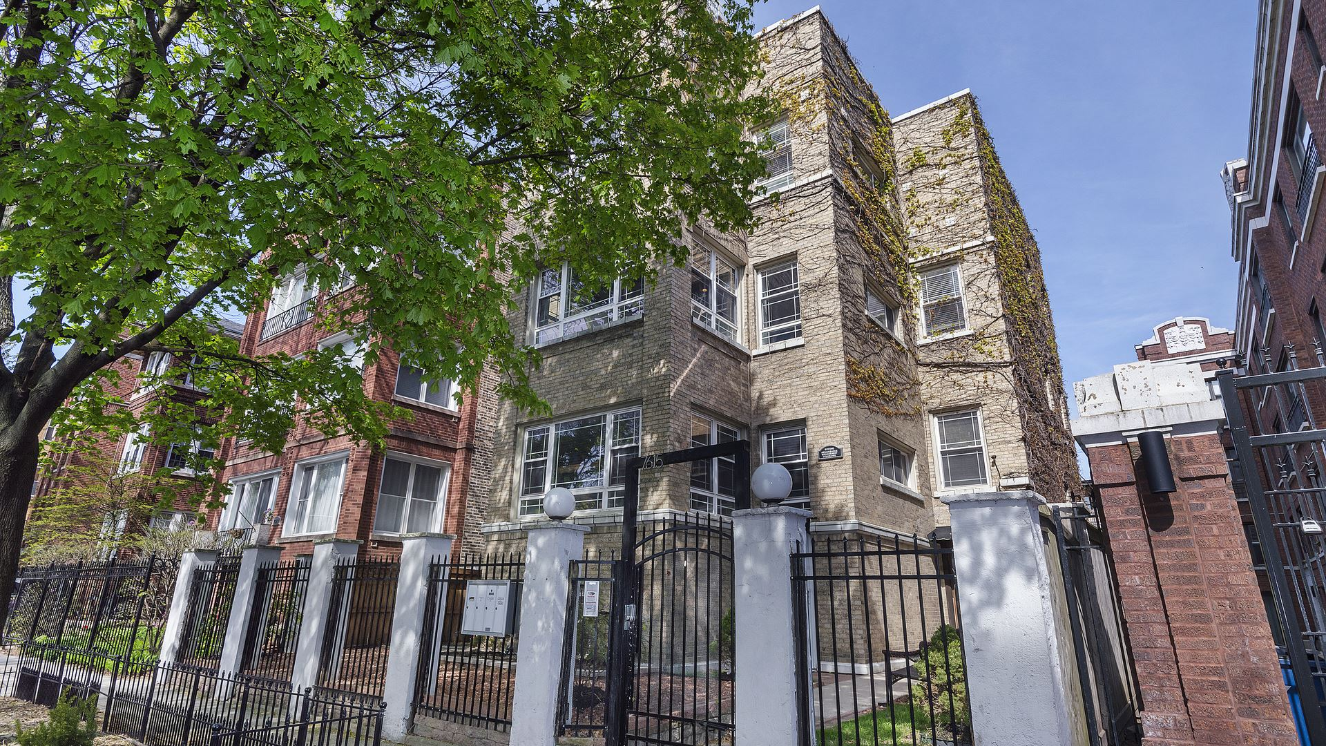 7615 N Bosworth Avenue #2, Chicago, IL 60626 - #: 10753525