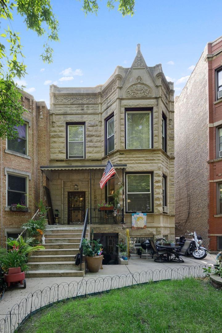 909 S BISHOP Street, Chicago, IL 60607 - #: 10777525