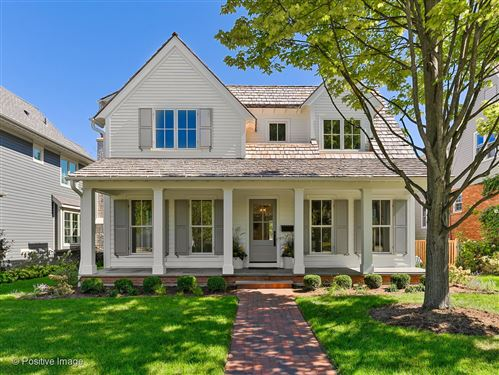 Photo of 1109 Lincoln Street, Glenview, IL 60025 (MLS # 10863526)