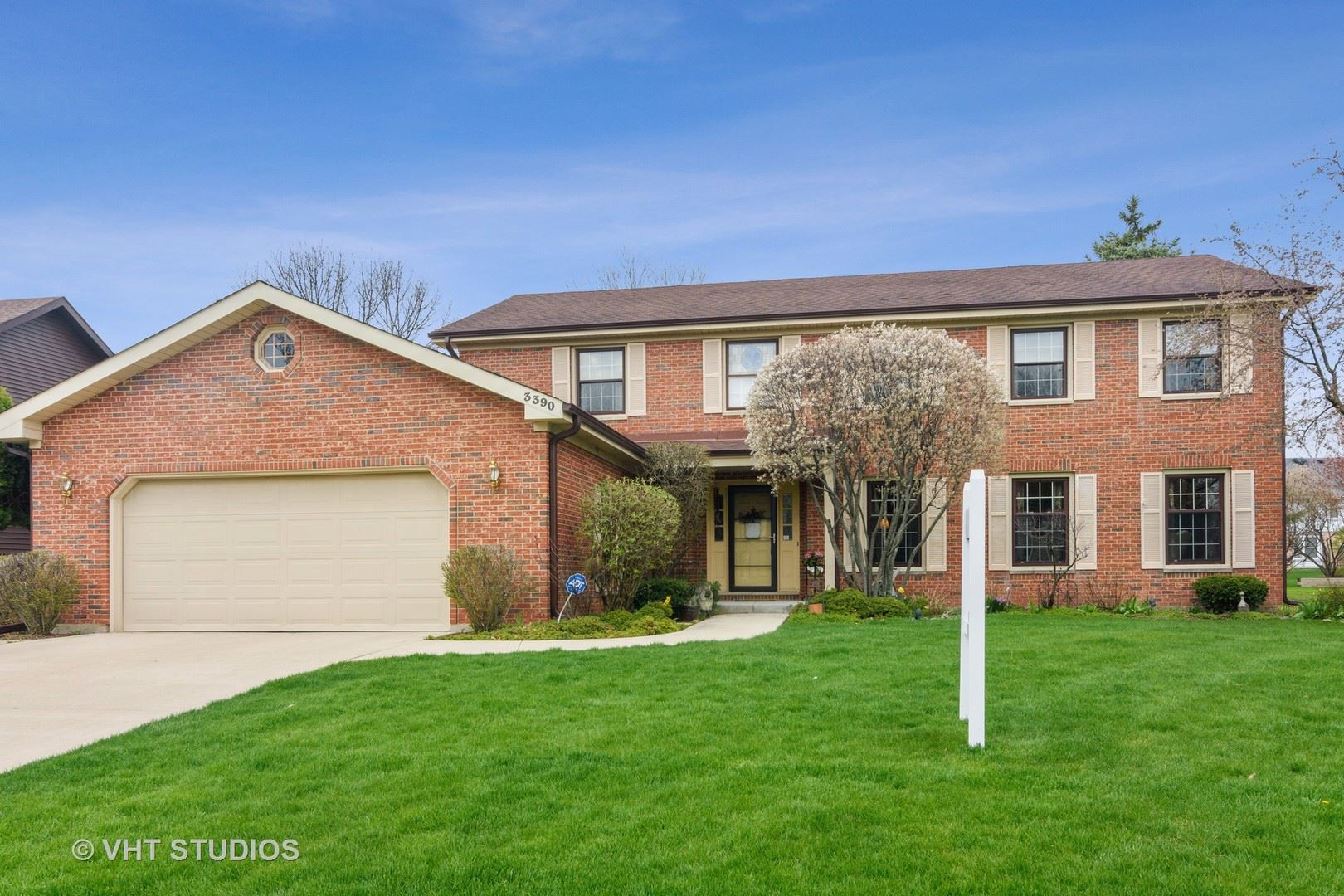 3390 Coventry Court, Hoffman Estates, IL 60067 - #: 10796526