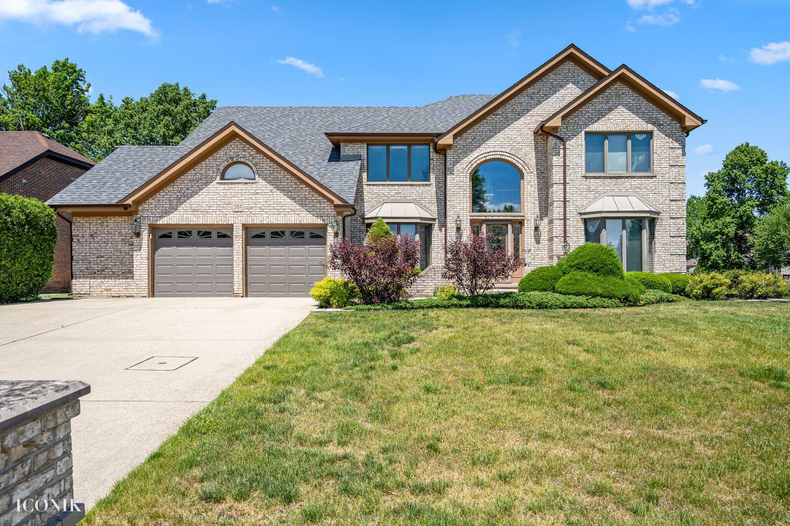 384 Woodside Drive, Wood Dale, IL 60191 - #: 11104526