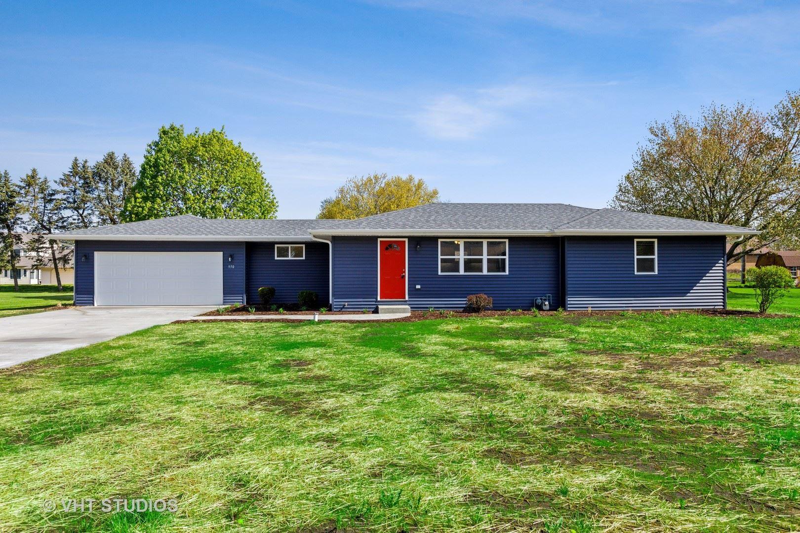 950 E Alma Drive, Wilmington, IL 60481 - #: 10707527