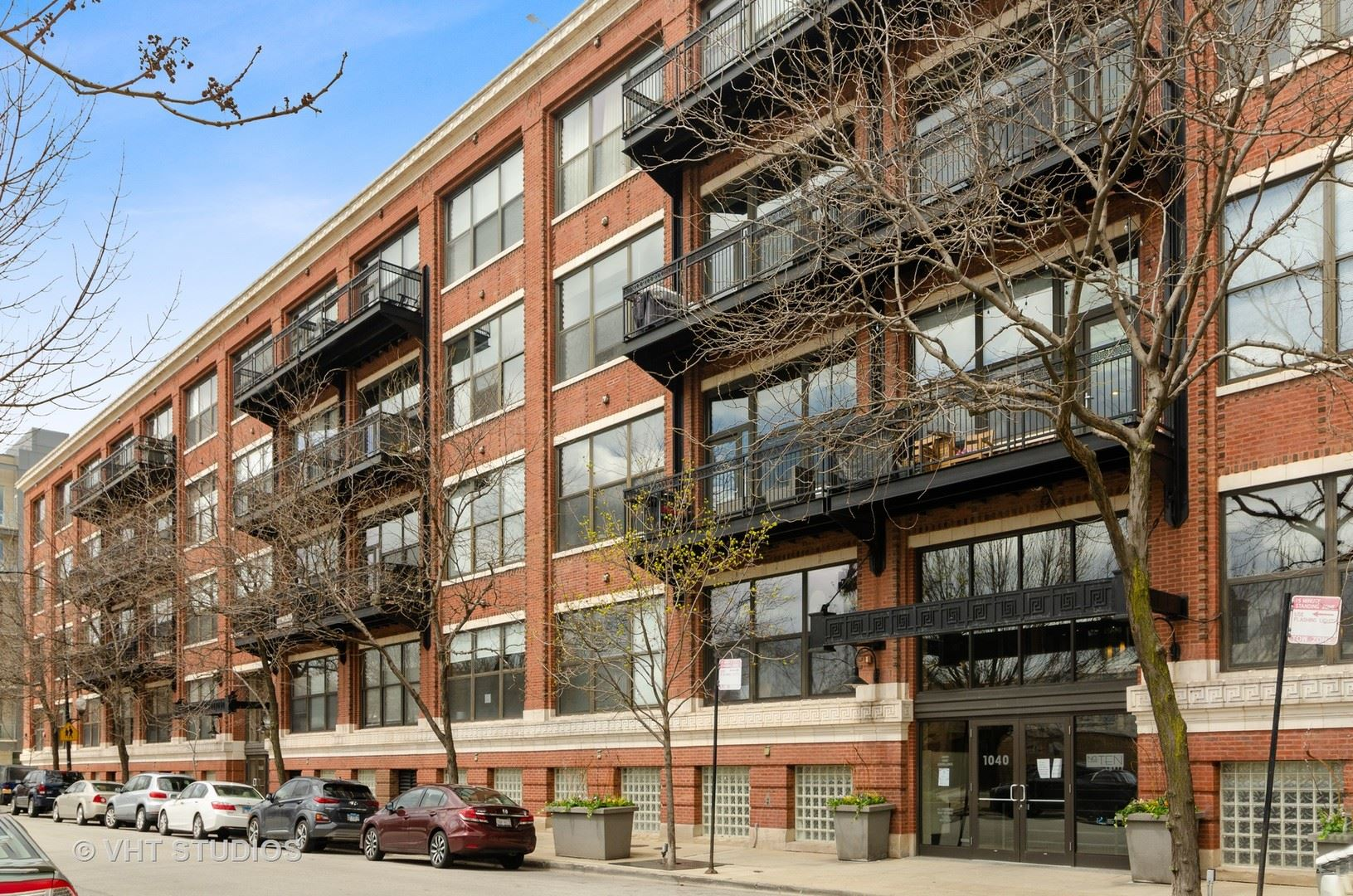 1040 W Adams Street #401, Chicago, IL 60607 - #: 10732527