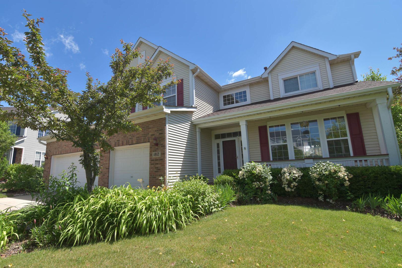 1812 Prairie Ridge Circle, Lindenhurst, IL 60046 - #: 10750527