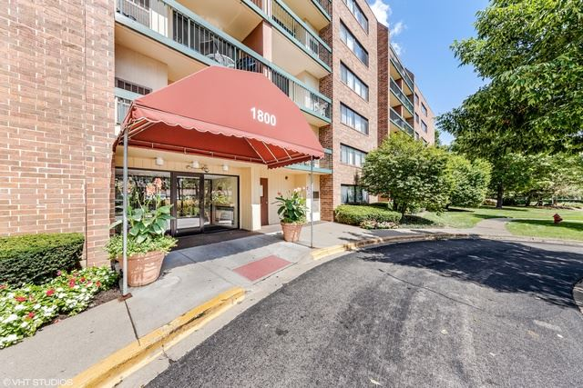 1800 Huntington Boulevard UNIT 414, Hoffman Estates, IL 60169 - #: 10505528