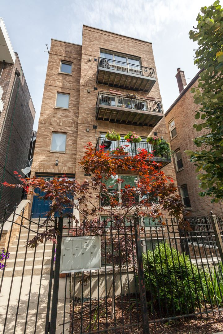 1826 W Rice Street #4, Chicago, IL 60622 - #: 10788528