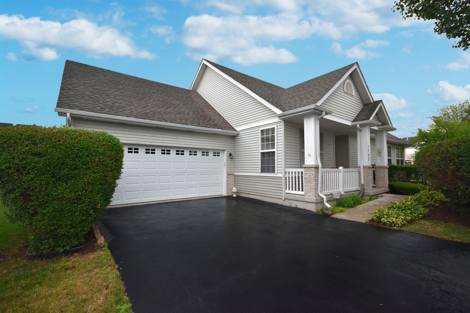 Photo of 1703 Augusta Lane, Shorewood, IL 60404 (MLS # 11153528)