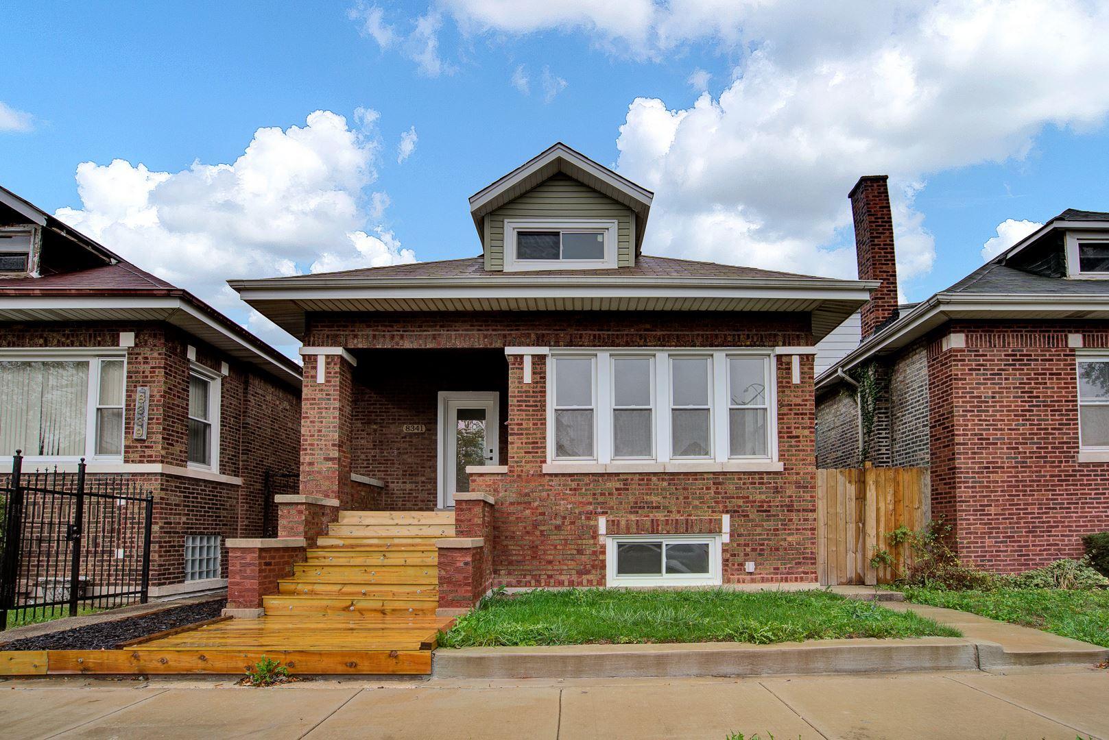 Photo for 8341 S Elizabeth Street, Chicago, IL 60620 (MLS # 11245528)